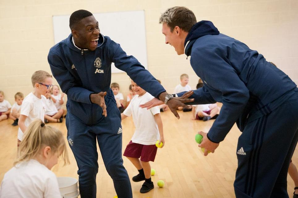 Good luck to @tfosumensah who embarks on a new chapter in his career ⚽ 👏  Thank you for your contribution to the Foundation and best wishes for the future ⭐