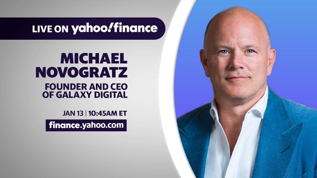 Yahoo Finance on Twitter