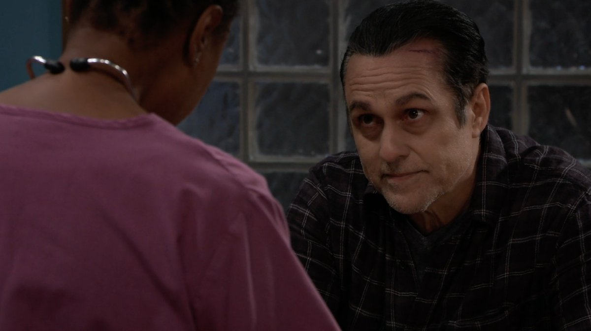 Sonny may be out of the woods (literally), but his recovery won't be easy. What, if anything, can jog his memory? Tune into an emotional, new #GH - STARTING NOW on ABC! @MauriceBenard
