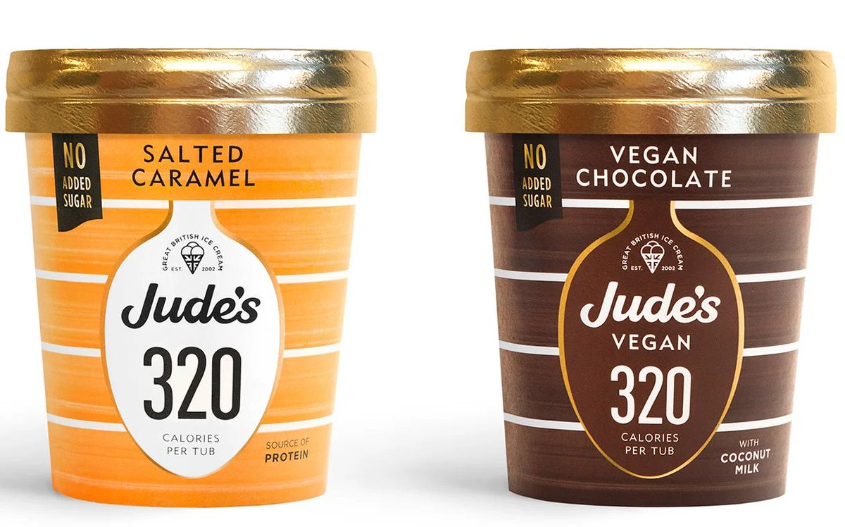 .@Judesicecream has announced that it has become carbon negative, claiming that it is the first UK #icecream brand to achieve the milestone. #sustainability