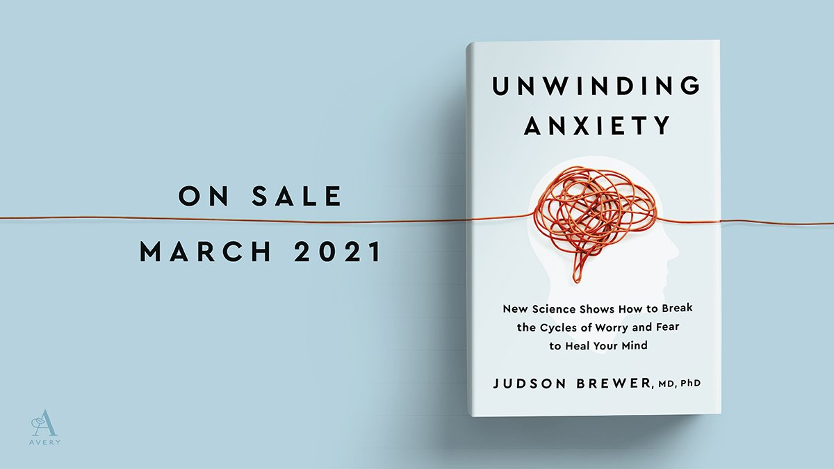Absolutely thrilled to share this: my NEW BOOK is now available for pre-order.  What book, you might ask? Oh, you know, the one about breaking the anxiety cycle by tapping into the strength of our brain using clinically proven techniques.  Learn more here: