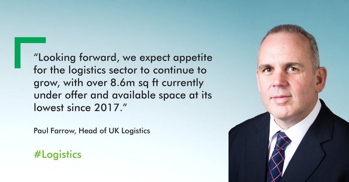 2020 was a record-breaking year for #UKLogistics due to retailers altering their strategies to keep up with the growing demand for #onlineshopping. Read the @CityAM article in full here: https://t.co/iklwZtZD8l https://t.co/53J0fa67h2