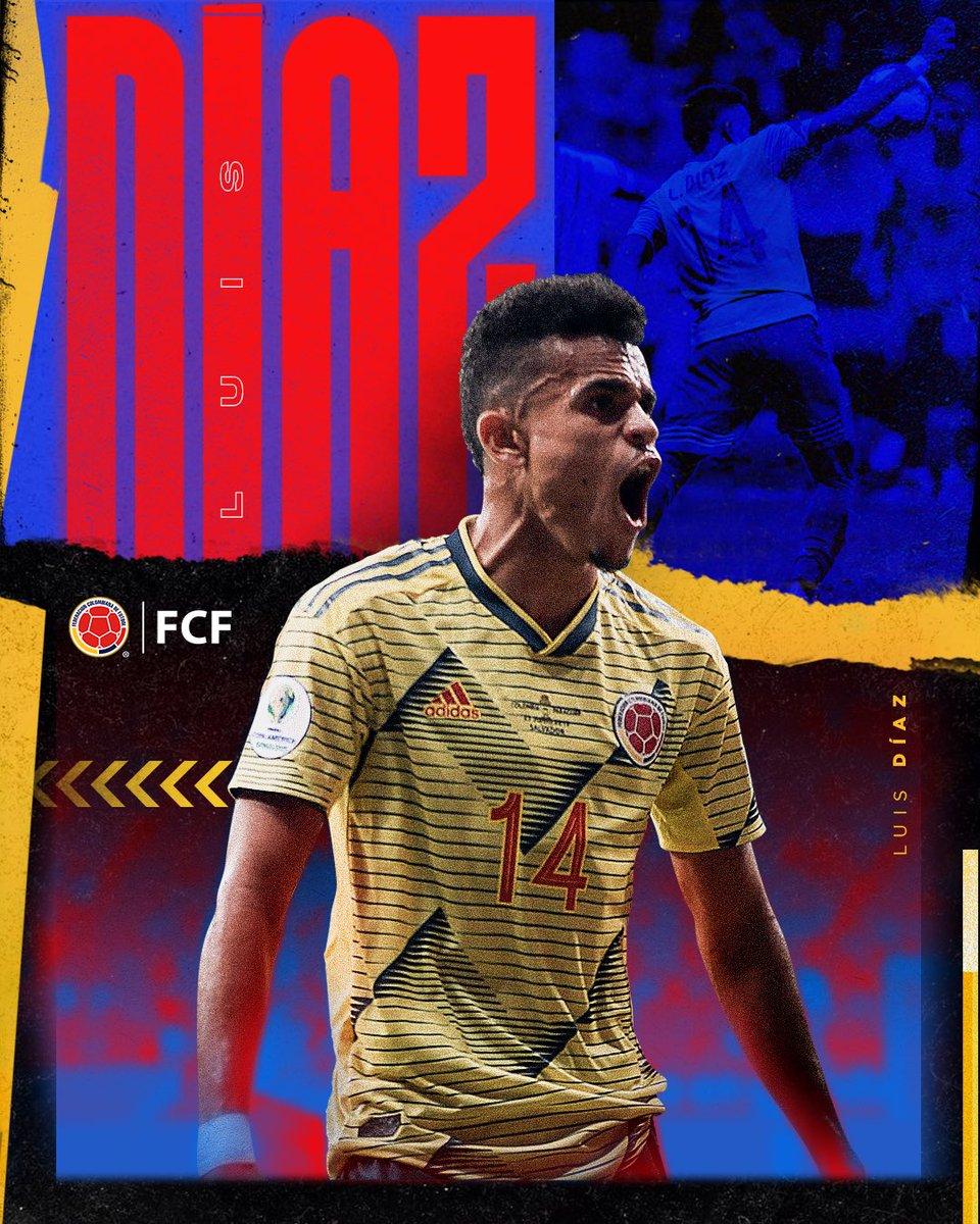 ¡Feliz cumpleaños @LuisFDiaz19 🤗!  El Guajiro cumple 2⃣4⃣ años y desde la FCF queremos enviarle nuestras felicitaciones  Que sean muchos años más llenos de fútbol y talento 🤙