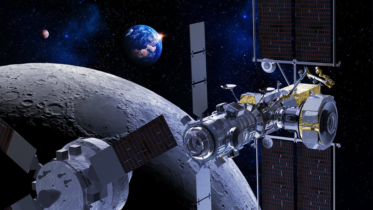 @Thales_Alenia_S has leveraged on its expertise regarding orbital infrastructures & space exploration to become the world leader for human spaceflight pressurized orbital structures & a top industrial partner onboardLunar #Gateway @massimoc_square thls.co/vjMs50BSaTo