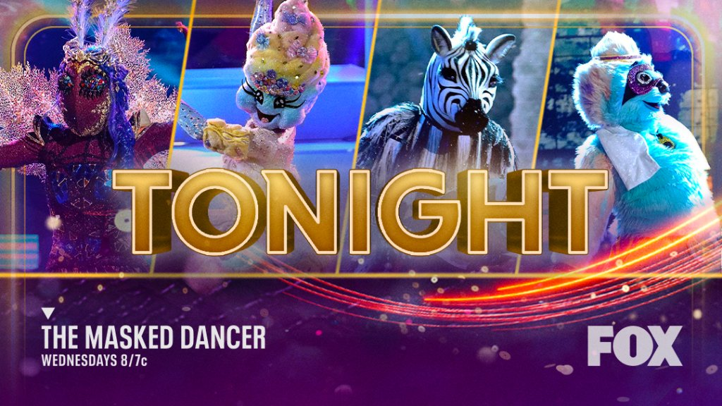 Only three will go to the Super Six... 👀  RT if you're watching #TheMaskedDancer Group B playoffs tonight at 8/7c!