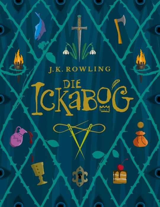 I loved reading the Afrikaans version of J.K. Rowling's #TheIckabog There are layers of depth to this fairy tale! #LouiseBoeke #EkLeesLAPA @LAPAUitgewers