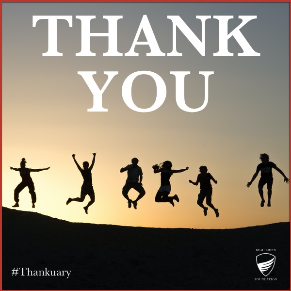 In 2020 – thanks to generous supporters, donors, and friends like you – BBF trained 2,300+ educators, coaches, and administrators to help protect children through their online interactions w/ students. On behalf of the children and families you are helping, thank you. #Thankuary