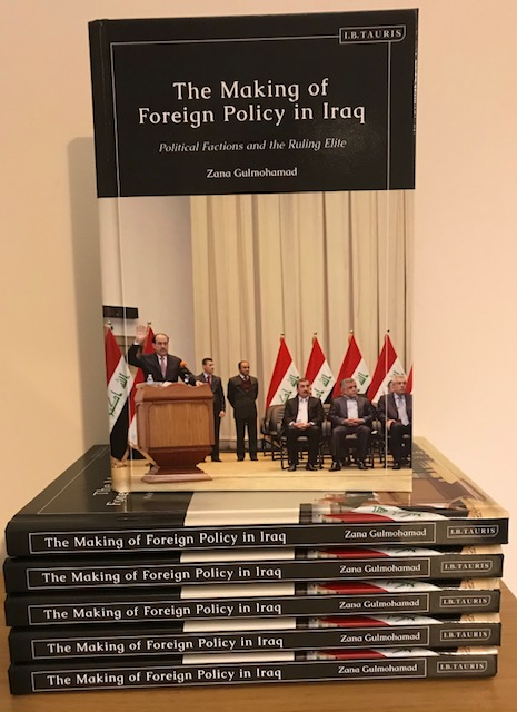 My book The making of foreign policy in Iraq: Political factions and the ruling elite was published by @ibtauris @BloomsburyBooks @BloomsburyAcad #iraq #Iraqi bloomsburycollections.com/book/the-makin…