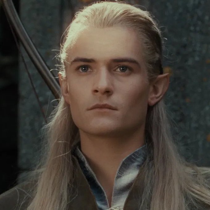 Happy birthday orlando bloom thanks for encompassing the entirety of my attraction to men