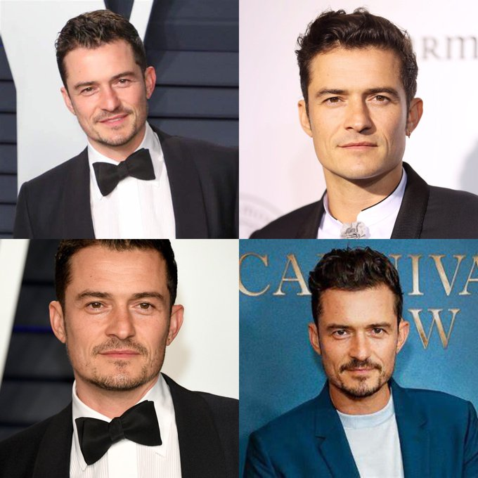 Happy 44 birthday to Orlando Bloom . Hope that he has a wonderful birthday.