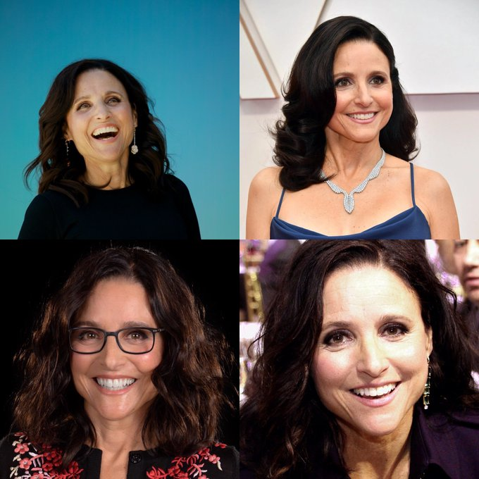 Happy 60 birthday to Julia Louis-Dreyfus . Hope that She has a wonderful birthday.