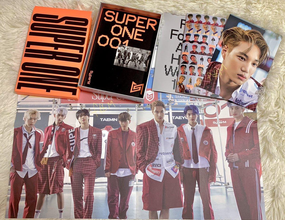 ᯓ พร้อมส่ง ꕊ🏂₊˚✧ อัลบั้ม super one super ver (asia) บั้มเปล่า  - โปสการ์ดไค - ได้โปสรวม  - ไม่ได้โปสเดี่ยว  - 140฿  #ตลาดนัดซปอ #ตลาดนัดsuperm #ตลาดนัดexo #ตลาดนัดshinee #taemin #baekhyun #kai #จงอิน #ไค