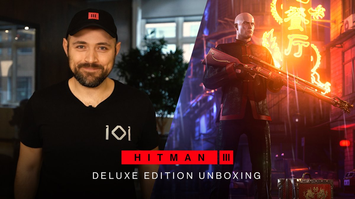 Get a closer look at what you get with the HITMAN 3 Deluxe Edition, as Community Developer Clemens, guides you through the deluxe content.  Pre-order your version of the HITMAN 3 – Deluxe Edition now: