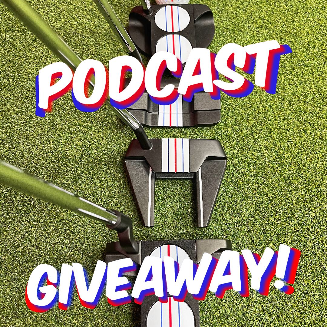 In honor of our brand new 'Be The Right Club Today' Podcast debuting tomorrow morning, we're doing a Giveaway! Enter for a chance to win your choice of an @OdysseyGolf Triple Track Putter! In order to enter, retweet and like @halsuttongolf and @ChaseCooperGolf on Instagram!
