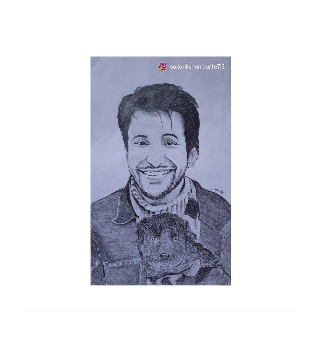 Do mention handsome @rohitsaraf10 in comment.  Follow me on Instagram @aakankshanipurte712 #aakankshanipurte712  Please like ,comment ,share .... In fram: @rohitsaraf10  #crush #cuterohitsaraf  #rohitsaraf #rohitsarafedits  #art #instadaily #artist  #pencilart #pencildrawing
