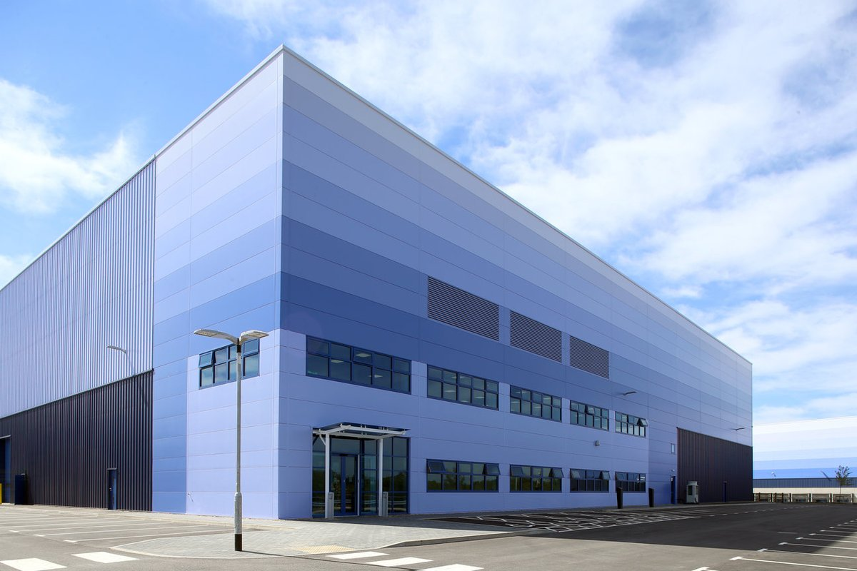 #TBT to this time last year when we handed over works at G Park Biggleswade.  KTA provided #utility and building services design for the project, which included the delivery of five new units at the distribution centre. A challenging site requiring major electrical upgrade works.
