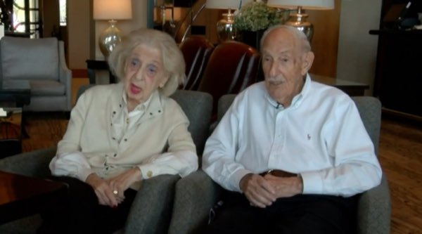 Jewish couple in Florida is celebrating two hefty milestones together this year: 100 years of life, and 80 years of marriage. Lou and Edith Bluefeld, of Boca Raton, have known each other since they were 16. Their 80th wedding anniversary is Feb. 23.