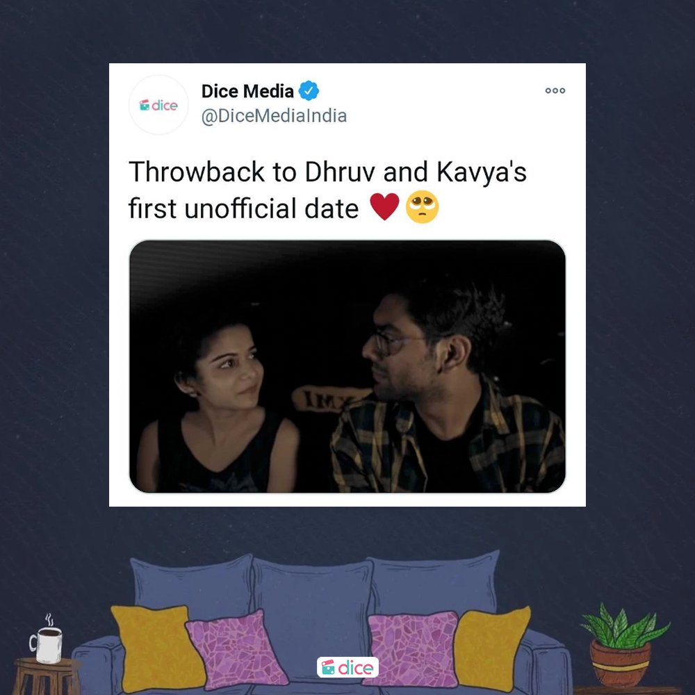 Can you tell us where they first met? #DiceMedia #DiceLittleThings @mipalkar