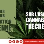 Image for the Tweet beginning: #Cannabis   Jusqu'au 28 février,