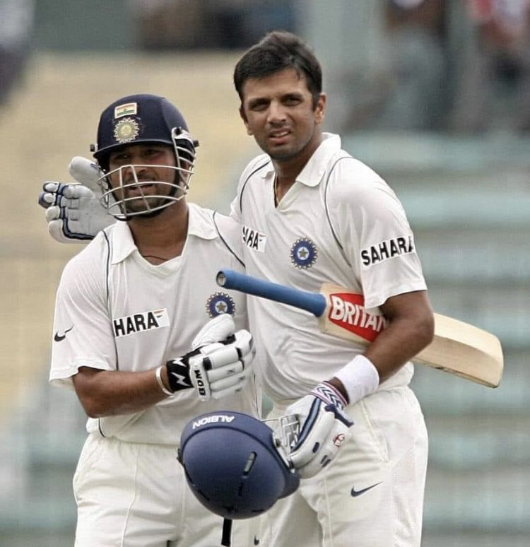 In Test Cricket 5000+ Balls Faced - 208 players 10000+ Balls Faced - 75 players 15000+ Balls Faced - 33 players 20000+ Balls Faced - 12 players 25000+ Balls Faced - 6 players 30000+ Balls Faced - Rahul Dravid #HappyBirthdayRahulDravid