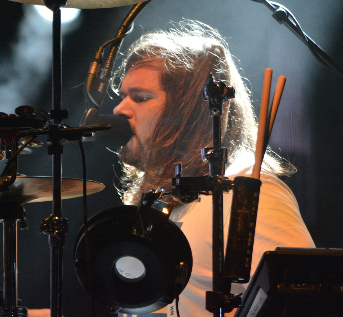 #qpm #quarterpastmidnight #badblood #survivin #wygd  #bastille #NOLA #NOLATwitter #rock #love #Saints #CFBPlayoff #doomdays #singer  #drummer #uk #USA  #dansmith #ajordanphotography