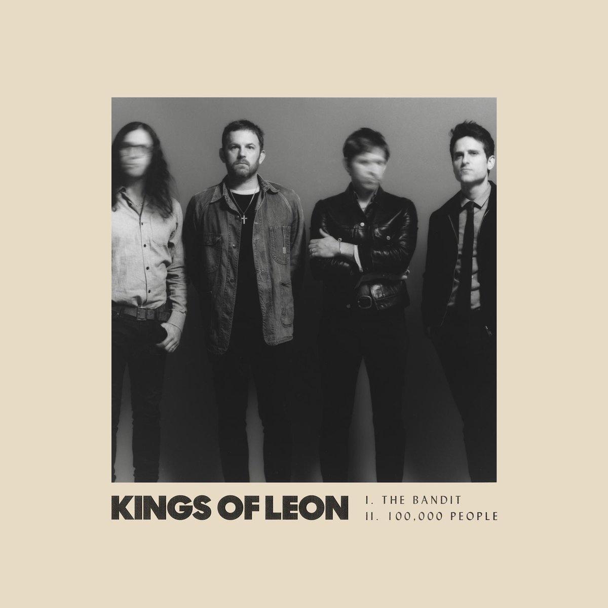 #TheBandit es el nuevo sencillo del grupo @KingsOfLeon 🎶  #NovedadesEspaña