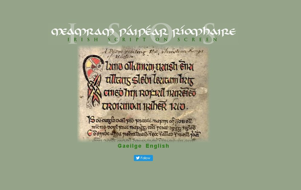 test Twitter Media - Another example of COVID creativity arises from Celtic Studies researchers, who launched the Irish Script on Screen project, so Scholars worldwide could access ancient manuscripts online. So far this year there has been 2,676,399 hits on the on the website.  @DIAS_ISOS https://t.co/Iqvb5wnMoP
