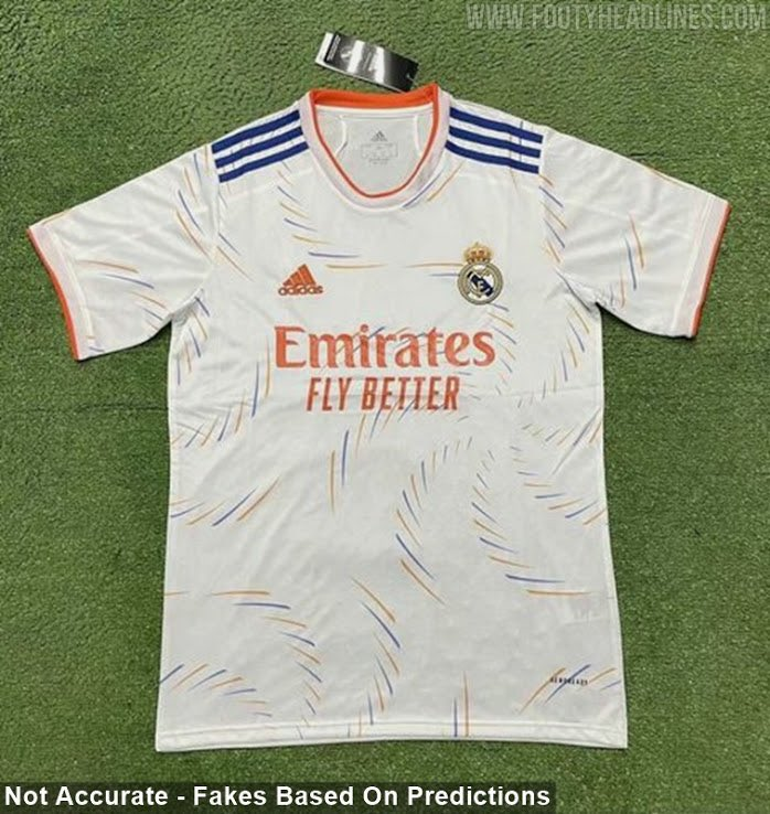 @realmadrid @LevanteUD @LaLiga These could be Real Madrid shirts next season 21/22.  Share your opinions 😍👍 / ☹️👎 #HalaMadrid 👑