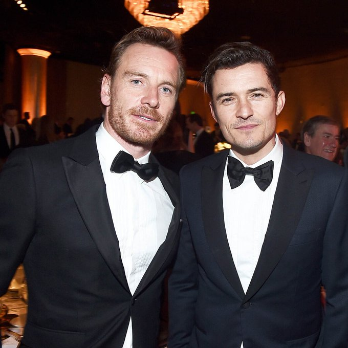Happy Birthday to Orlando Bloom and Patrick Dempsey!