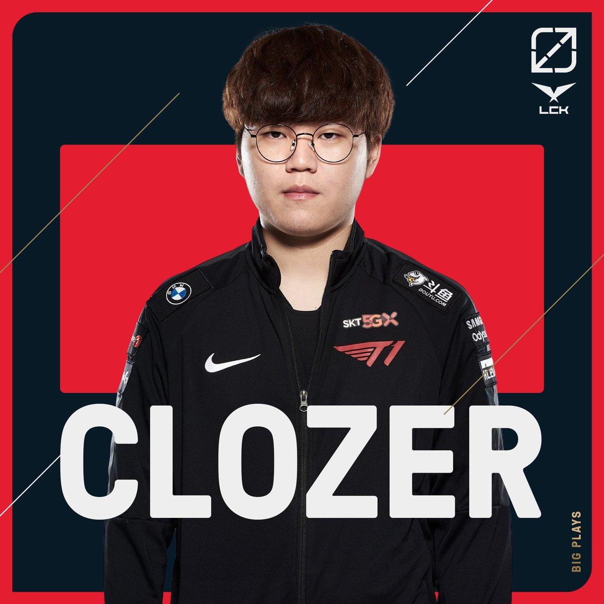 lck - Clozer destroys the team fight in T1's win against HLE! #LCK