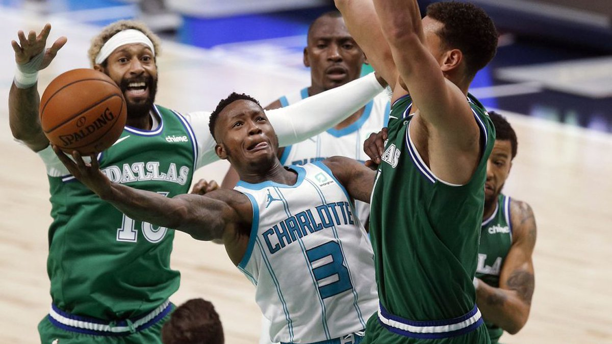 The Dallas Mavericks and Charlotte Hornets meet in NBA action from the Spectrum Center at 7PM(et). The Dallas Mavericks look for another win to build on their three-game winning streak. The Charlotte Hornets look for another win to build on their four-game winning streak.