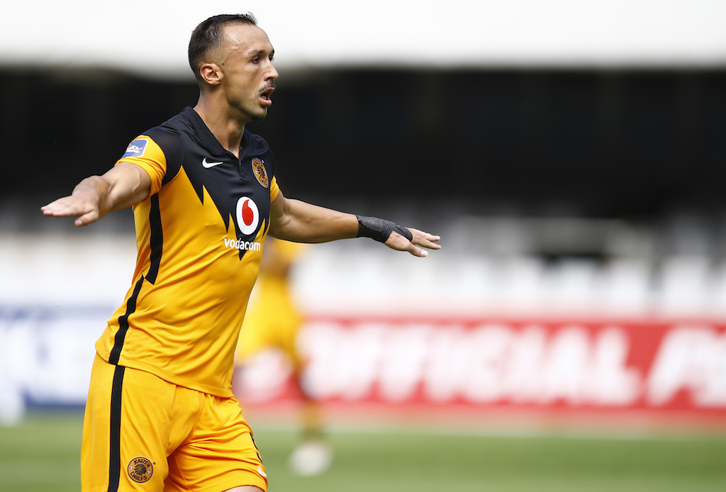 Kaizer Chiefs bagged their second DStv Premiership win of the season as they beat AmaZulu 1-0 at Kings Park Stadium on Wednesday afternoon.  Read more ➡️ https://t.co/1TLROxd1kH https://t.co/Io7cnkGrni