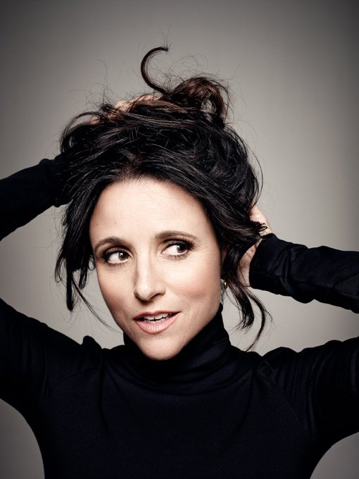 HAPPY BIRTHDAY TO MY QUEEN JULIA LOUIS DREYFUS