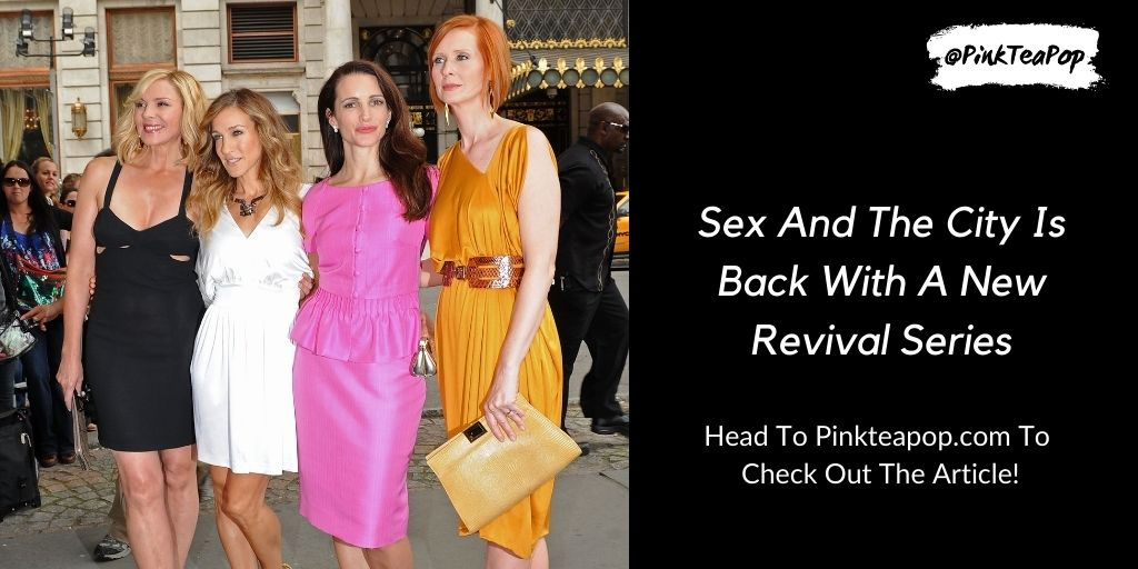 Sex And The City Is Returning! Click The Link For All Of The Details.   #SexAndTheCity #SATC #SATCNextChapter #HBO #HBOMax #AndJustLikeThat #Revival #Reboot #TV #TVSeries #Streaming #RomCom #SarahJessicaParker