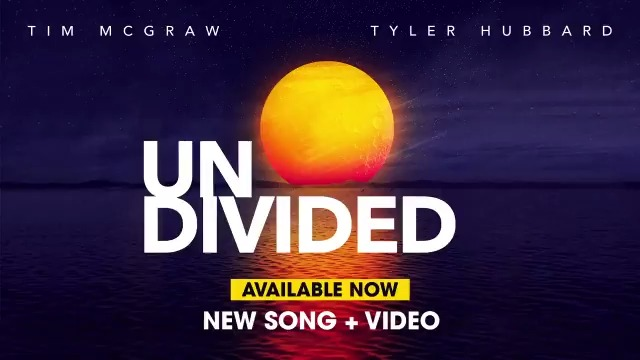 My wish is that y'all can hear the hope in this one!!  #UNDIVIDED out now!    Watch the music video on @YouTube: