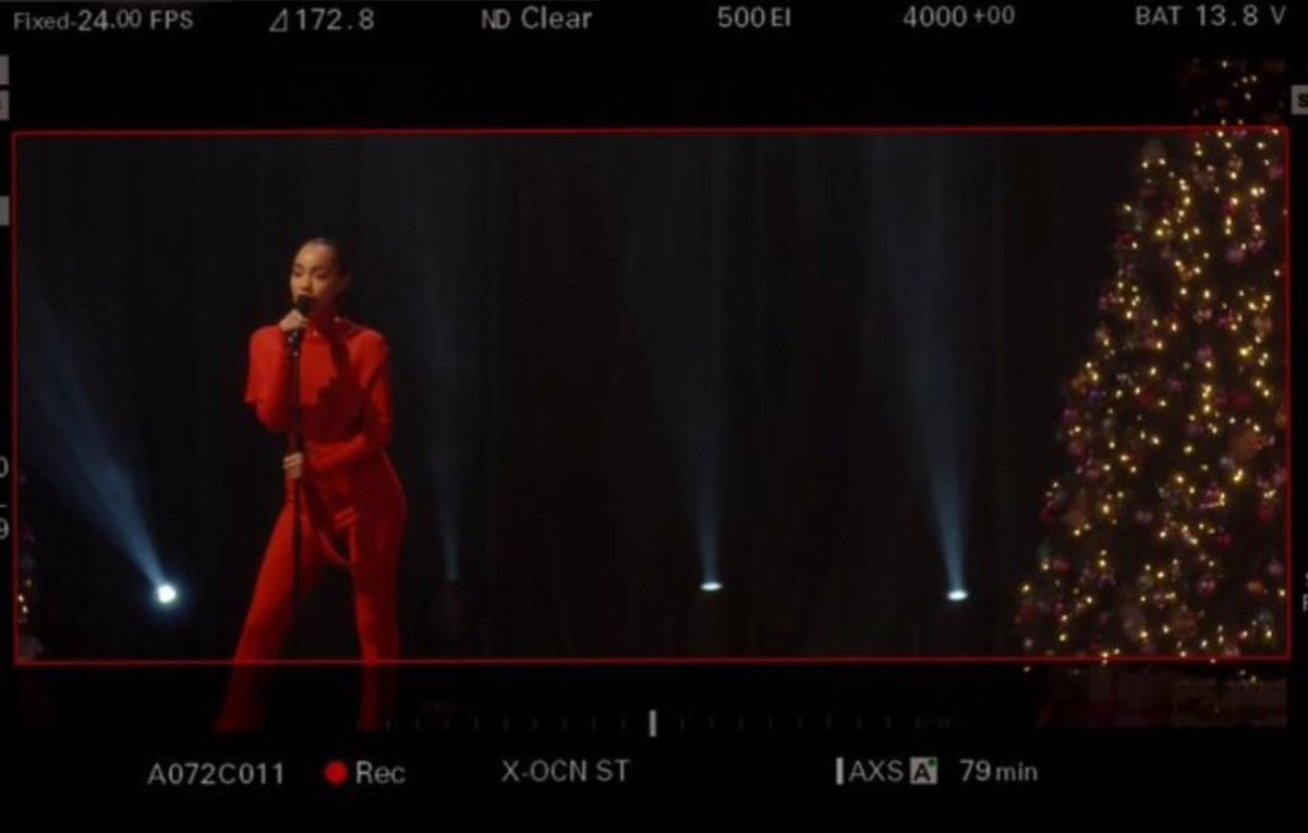 Leigh Anne on set for the upcoming movie Boxing Day set for release later this year! This movie is going to be beautiful!   @LittleMix #BoxingDayMovie