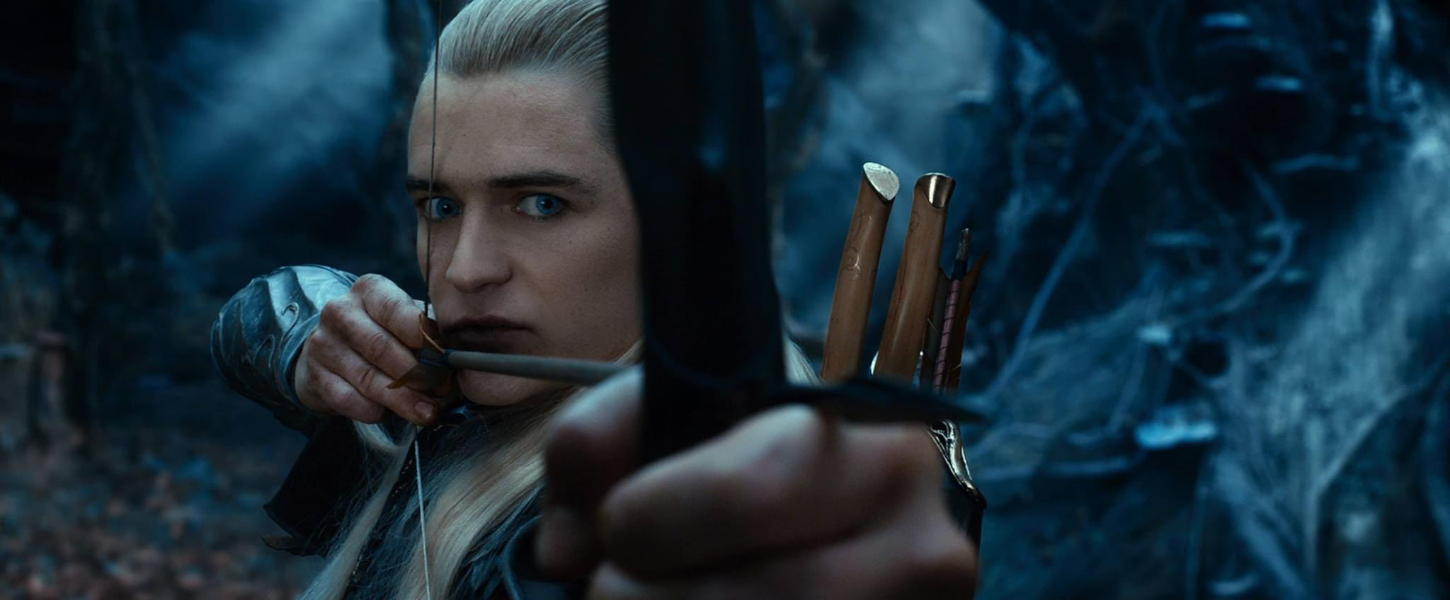 And you have my bow. Happy Birthday to our Legolas, Orlando Bloom!