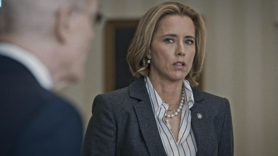 "Want to understand the 25th Amendment in a theatrical way? Give us 42 minutes of your time and watch @MadamSecretary season 4, episode 12 called ""Sound and Fury."" Unfortunately, it's never been more relevant. Available on @Netflix or @CBSAllAccess. #MadamSecretary #Revelations https://t.co/oE1J7abfBb"