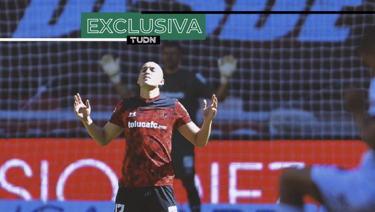 💥Torres Nilo no se presiona con volver a la selección mexicana💪🇲🇽  El refuerzo de Toluca también habló sobre su cambio de posición: de jugar de lateral en Tigres a central con los Diablos Rojos.  https://t.co/ZMkzyFMg1k  #Guard1anes2021   #LigaBBVAMX   #TorresNilo   #Mexico https://t.co/fykbjaZB5b