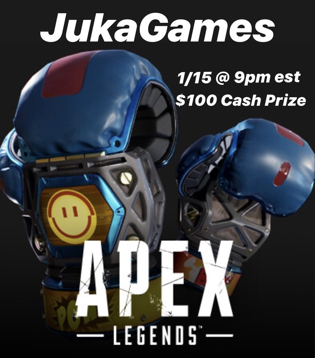 HisandHersLive - Melee Only Fight Club Private Server JukaGames this Friday. First come first serve. PC only $100 cash prize.   Individual event, no team needed.   Sign Up here:   Thank you to @agwas3 for sponsoring this event.