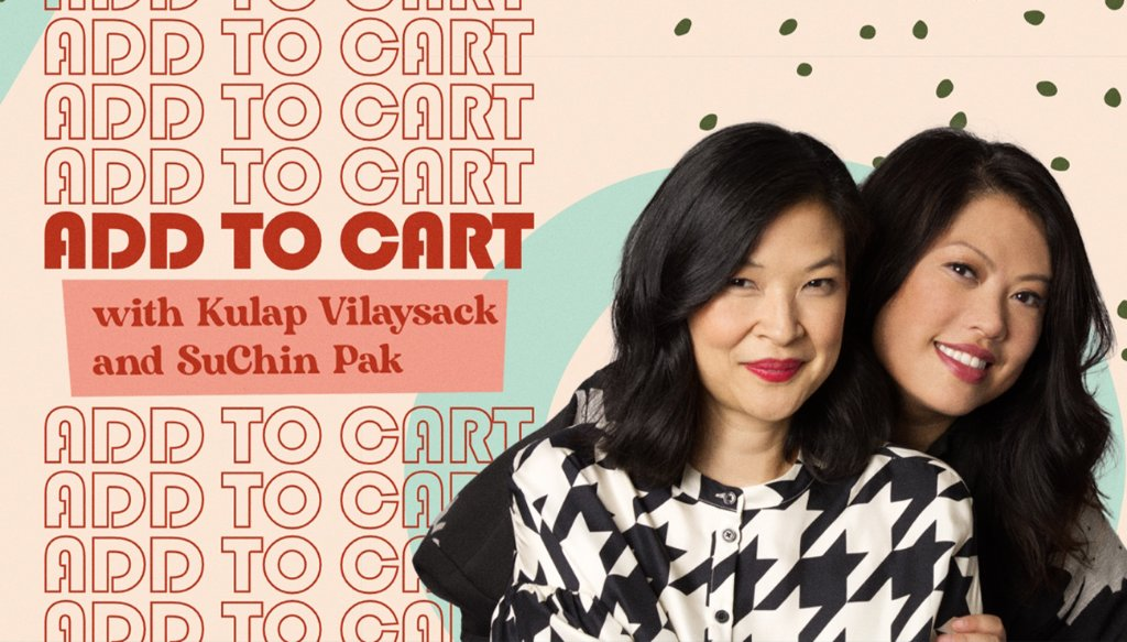 Join @Kulap and @suchinpak for a subversive take on consumerism on #AddToCart. They share what they're adding to, or removing from, their carts.