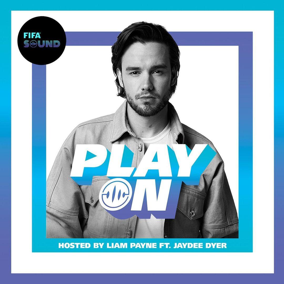 Nos emociona presentarles el podcast #FIFASound🔊 #PlayOn ▶️ con @LiamPayne y en el primer episodio podrán escuchar a @MoratBanda hablar con Ivan Rakitić 🇭🇷  escúchenlo aquí: