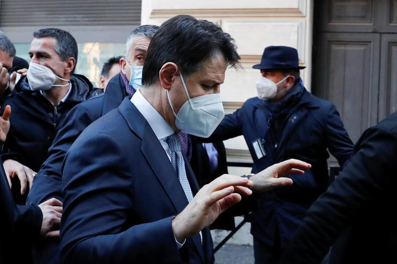 Italy's opposition centre-right parties demand resignation of PM Conte https://t.co/4QCWVDPs70 https://t.co/j7ZpNGTjOQ