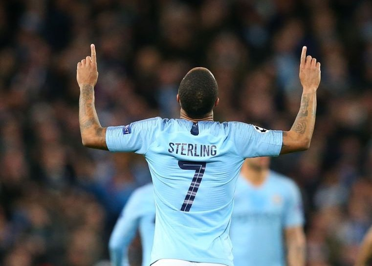 Replying to @AarxnMCFC: One missed pen and everyone wants to sell Sterling istg this fanbase 😭   Back 👏 Your 👏 Players