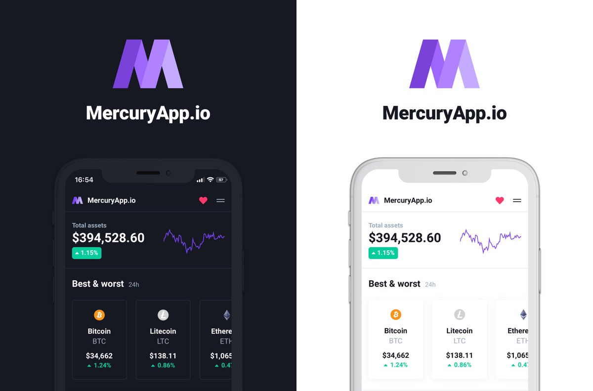 Choose your side. ☯️ Now available on the preview build of @MercuryApp_io on preview.mercuryapp.io/#/