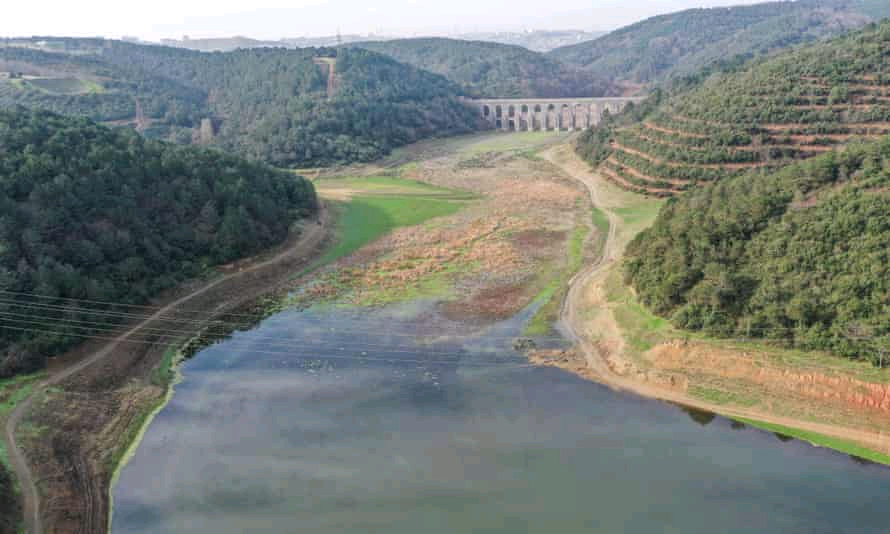 Turkey drought: Istanbul could run out of water in 45 days Photo