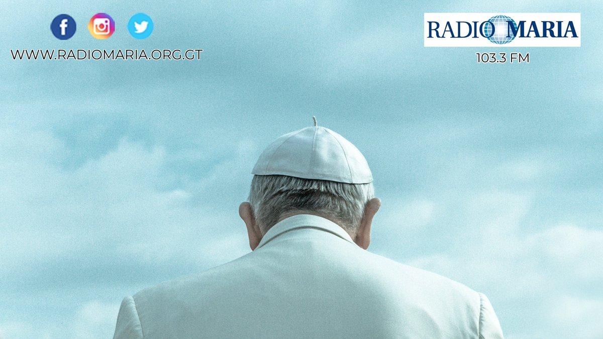 """En los momentos difíciles y oscuros, encontremos la valentía de decir: """"¡Bendito eres Tú, oh Señor!"""". Alabemos al Señor: nos hará mucho bien. #Oración #AudienciaGeneral  #DesdeElVaticano #Pontifex #PalabrasDelSantoPadre"""