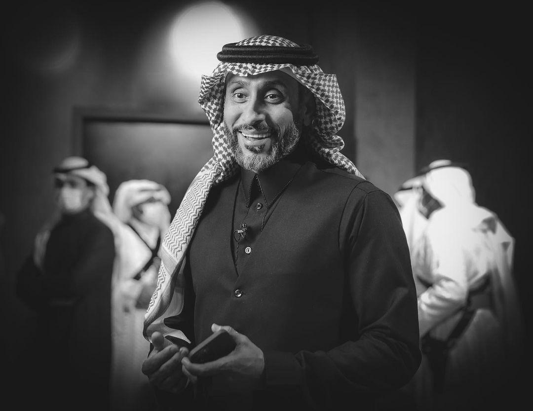 - 📸   صور لـ الأسطوره #سامي_الجابر من خلال تواجده في #مسك_الخيرية .. لحضور اطلاق فيلم #على_قيد_النجاح .. • @MiskKSA  • @SamiAlJaber