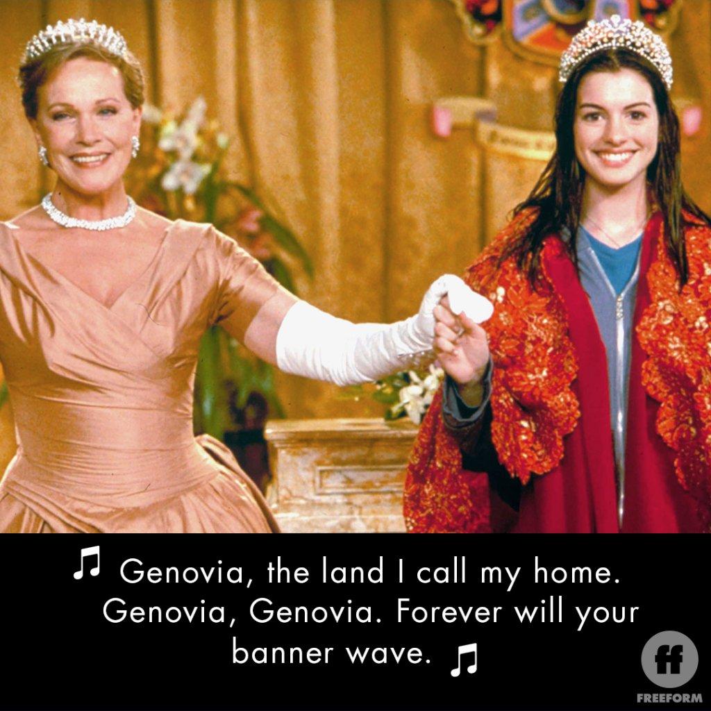 Happy Genovian Independence Day!