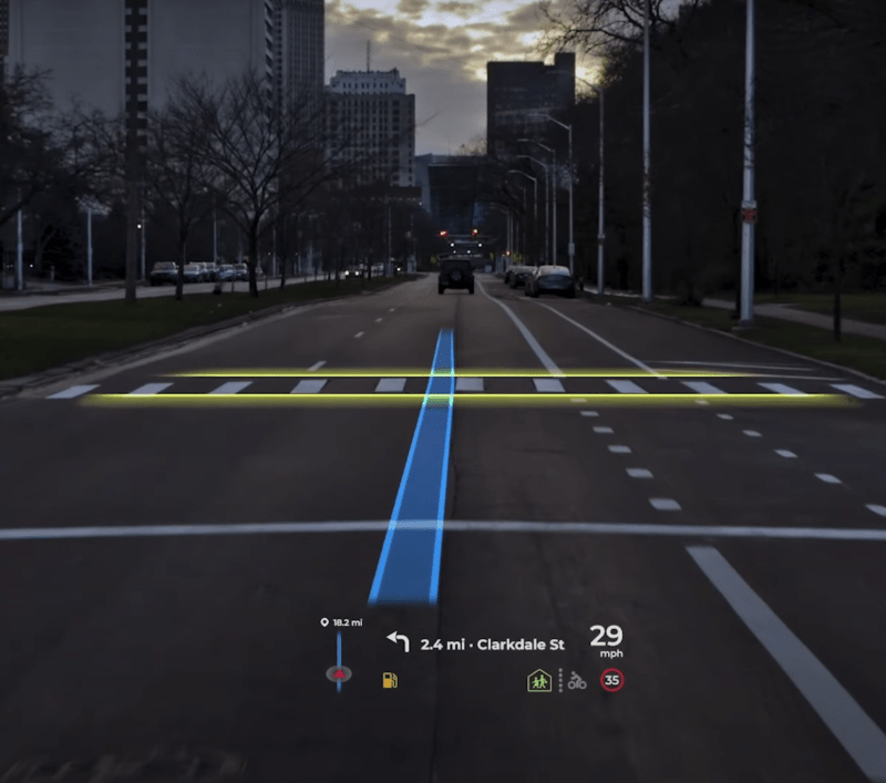 Heads up! No pun intended, but check out this article about augmented reality windshields. It's really a thing! And don't forget to vote us, Today!   #CES2021 #PanasonicCES #ARHUD #VoteNow #LinkinBio
